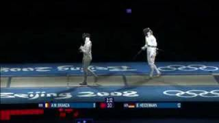 Romania vs Germany - Fencing - Women