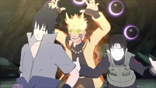 Naruto Shippuden Ultimate Ninja Storm 4 Team 7 Combination Ultimate Jutsu, Sexy Reverse Harem Jutsu