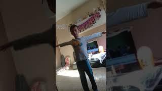 Real-life fortnite dances (kk version)