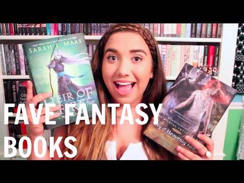 YA Fantasy Book Recommendations 2015