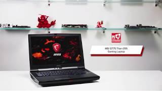 MSI GT75 TITAN 055 17 3  120Hz 3ms G sync Extreme Gaming Laptop GTX 1080 8G i7 8750H 6 C