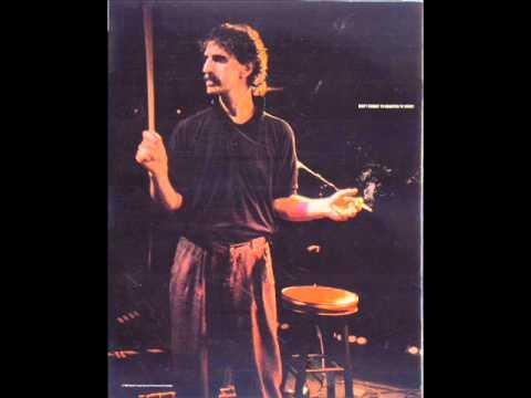 Frank Zappa - live in Dortmund, 1988-05-05 (audio) - part 1/2 mp3