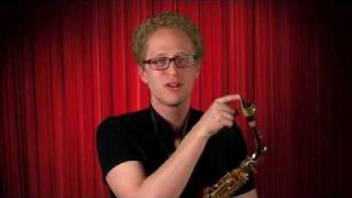 How to Tongue on the Saxophone