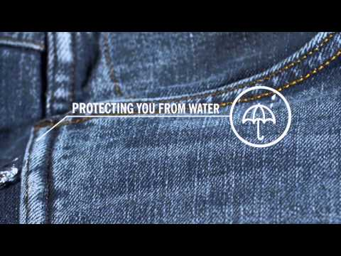 Wrangler Denim Performance - Water Repellent