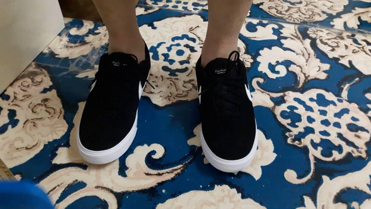 bestia Usual bancarrota  Nike sb eric koston hypervulc unboxing + on feet!! - YouTube