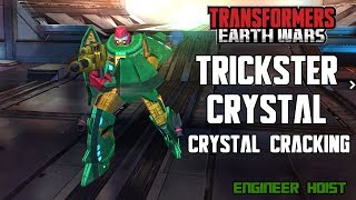 Transformers: Earth Wars - Trickster Crystal Cracking