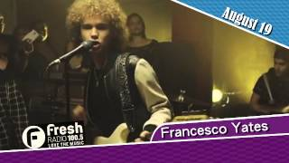 Francesco Yates & Tyler Shaw, August 19 2015