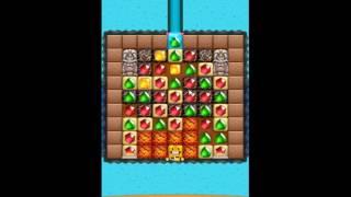 Diamond Digger Saga Level 1082 - NO BOOSTERS