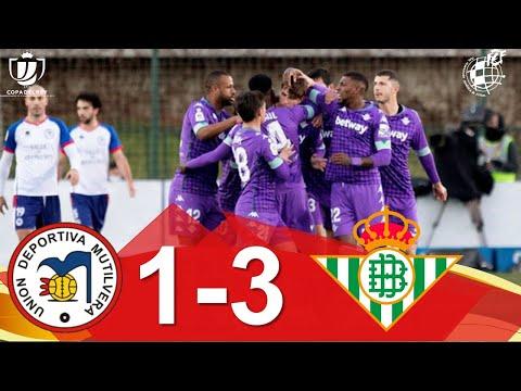 Mutilvera Betis Goals And Highlights