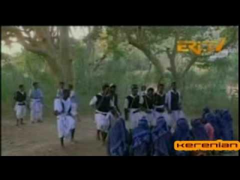 Eritrea: Bilen traditional dance : ارتريا . رقص شعبي للبلين thumbnail