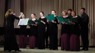 Сводный хор храма Святой Блаженной Ксении Петербургской  Блаженны