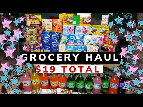 Groceries Everywhere! Couponing For Food! Publix Deals With Freebies!