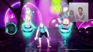 Just Dance 2017  ONLNE PS4 # ТАНЦЫ С СЕСТРЕНКОЙ  ПРЯМОЙ  ЭФИР HD