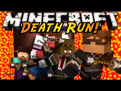 minecraft-mini-game-:-death-run!
