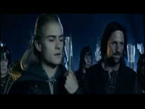 Legolas ~ You can't take me