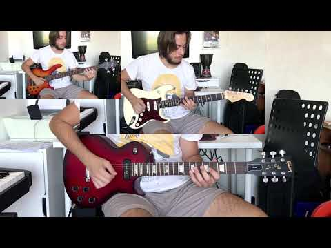 Takagi & Ketra - Amore e Capoeira ft. Giusy Ferreri, Sean Kingston (Cover)