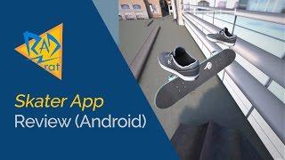 Skater App Review (Android) Is Skater better than True Skate?