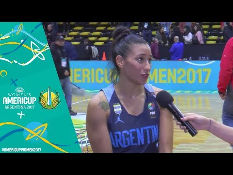 Colombia v Argentina - Post Game Show - FIBA Women's AmeriCup 2017