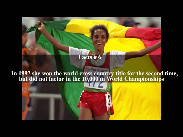 Deratu Tulu: The first Ethiopian female athlete to win Olympic gold. - Top 15 Facts