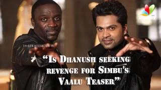 Is Dhanush seeking revenge for Simbu