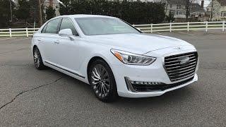 Hyundai Genesis G90 2017 Videos