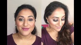Quick Day to Party Makeup ** B Beautiful by Binita **