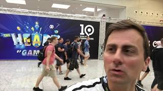 Gamescom 2018 Tag 0: Sony-Stand, Spider-Man, Interview [Vlog]