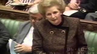 Margaret Thatcher On The Homeless