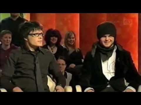 The Rasmus interview 2005