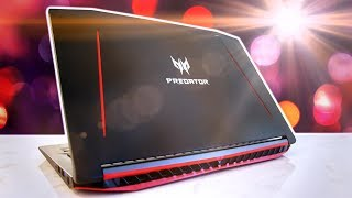 The Best Gaming Laptop Under $1100!   ACER Helios 300