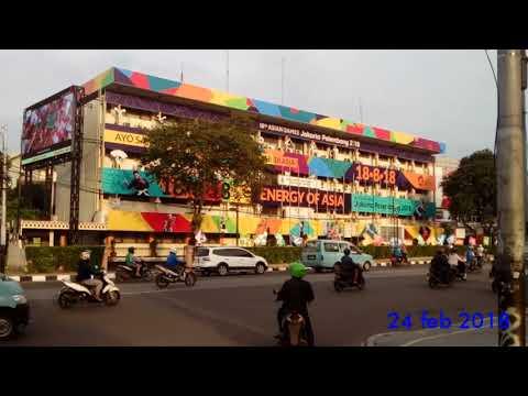 Sabtu sore di Jl.Jatinegara Barat 2-Jakarta Timur