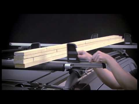 Thule Fold Down Load Stop 315 видео