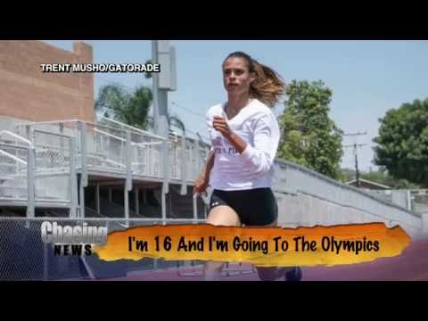 Thumbnail: I'm 16 And I'm Going To The Olympics