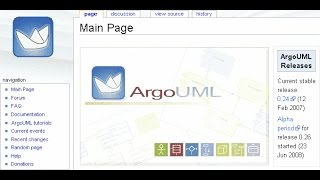 How To Download And Install ArgoUml (windows 32 Or 64 Bits)
