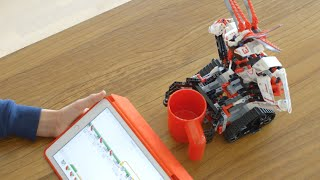 Introducing 'EV3 Programmer' App for Tablets - LEGO MINDSTORMS EV3(Get ready to program your LEGO® MINDSTORMS® robots using your tablet! The LEGO® MINDSTORMS® EV3 Programmer App (made for use with LEGO ..., 2015-11-17T16:14:45.000Z)