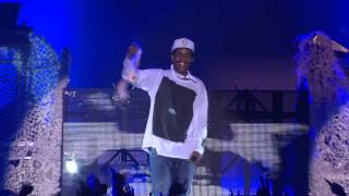A$AP Rocky - Wild For The Night | Live in Sydney | Moshcam