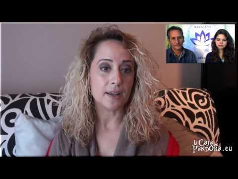 DESCIFRANDO LA MATRIX    Yolanda Soria, José Vaso, Beatriz R