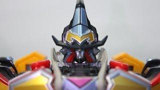 DX MagiKing/ Titan Megazord review 魔法戦隊マジレンジャー魔神合体, マジキング thumbnail