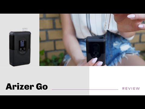Arizer Go (ArGo) Vaporizer Review – short and sweet
