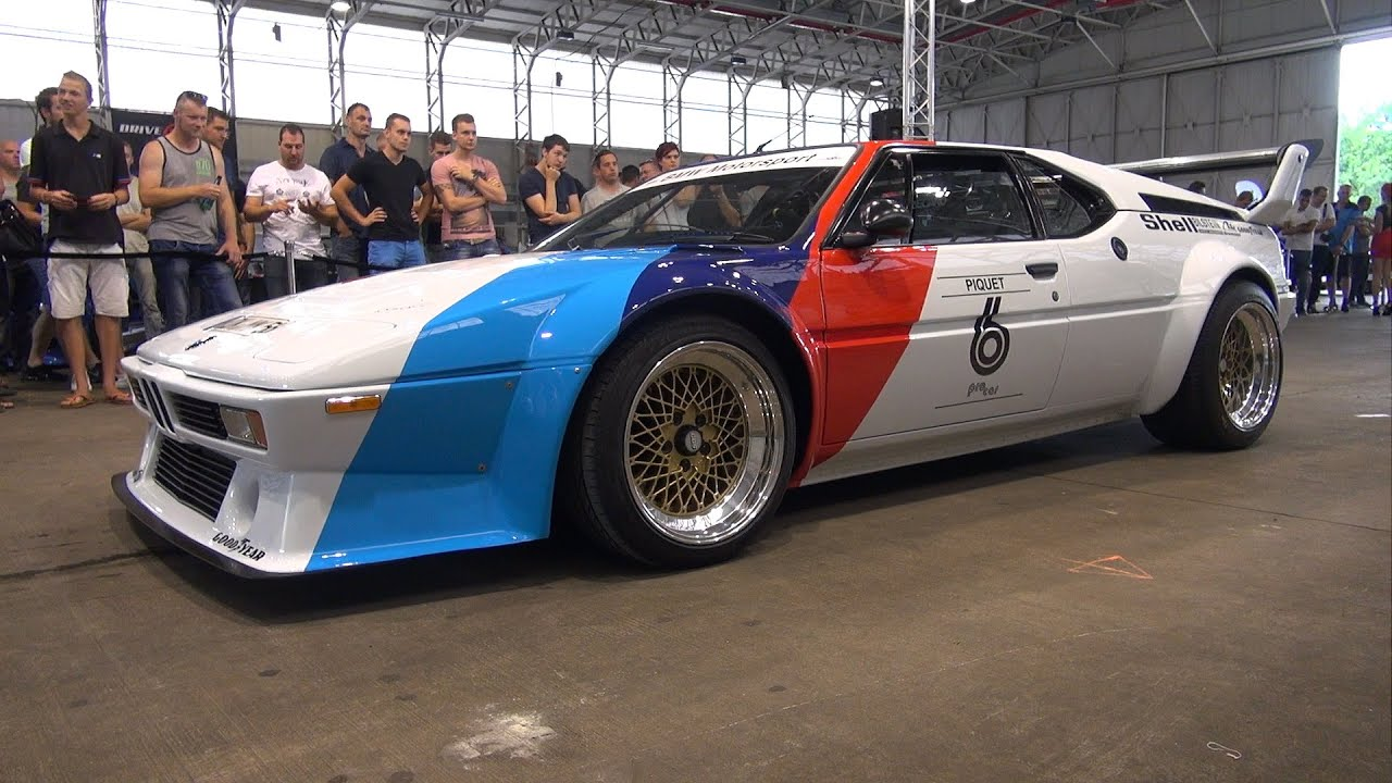 bmw m1 procar championship engine start revs overview youtube. Black Bedroom Furniture Sets. Home Design Ideas