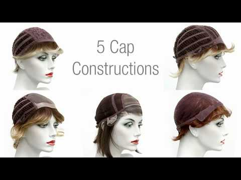 Understanding Wig Cap Constructions Tutorial Youtube