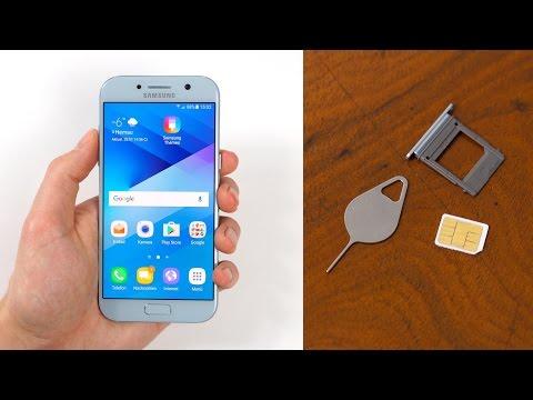 Samsung Galaxy A5 2017: Einrichten & Erster Eindruck (Deutsch) | SwagTab