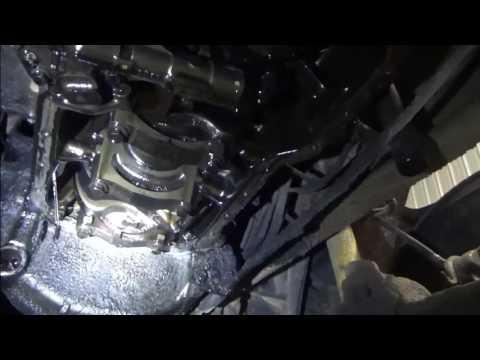 Mack E7, Engine knock, broken piston