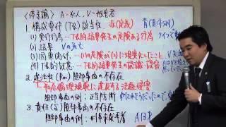 『法律学習導入講義 第4回【刑法】 Part1(1/3)』(原孝至先生)[法律入門]