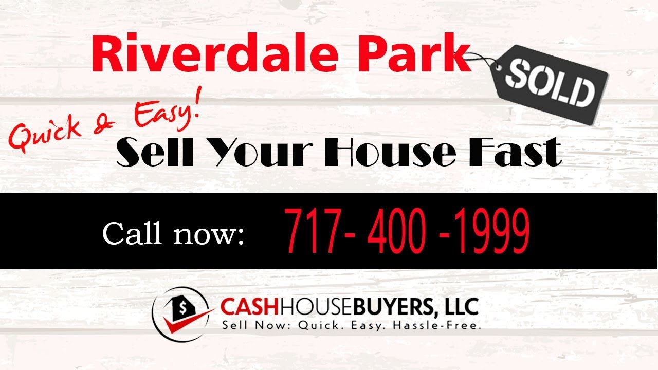 HOW IT WORKS We Buy Houses Riverdale Park MD   CALL 7174001999   Sell Your House Fast Riverdale Park