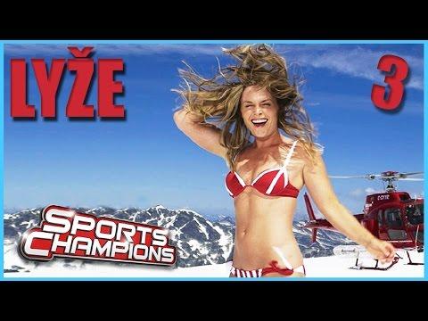 GoGo's Sport Week - Deň 3 - Lyžovanie! w/Lucy [POZOR VULGARIZMY]
