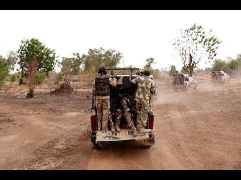 الجيش النيجيري يداهم مكاتب صحيفة بعد مقال بوكو حرام  - 13:54-2019 / 1 / 7