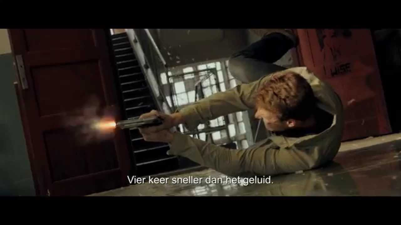 November Man trailer NL