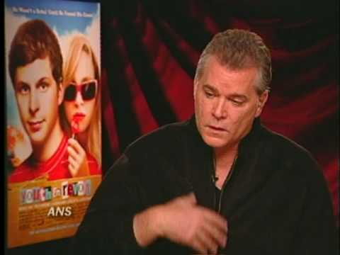RAY LIOTTA ANS YOUTH IN REVOLT INTERVIEW
