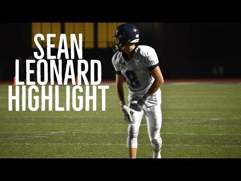 Sean Leonard Junior Highlight 2017